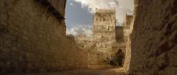 Concept Art of the Castle